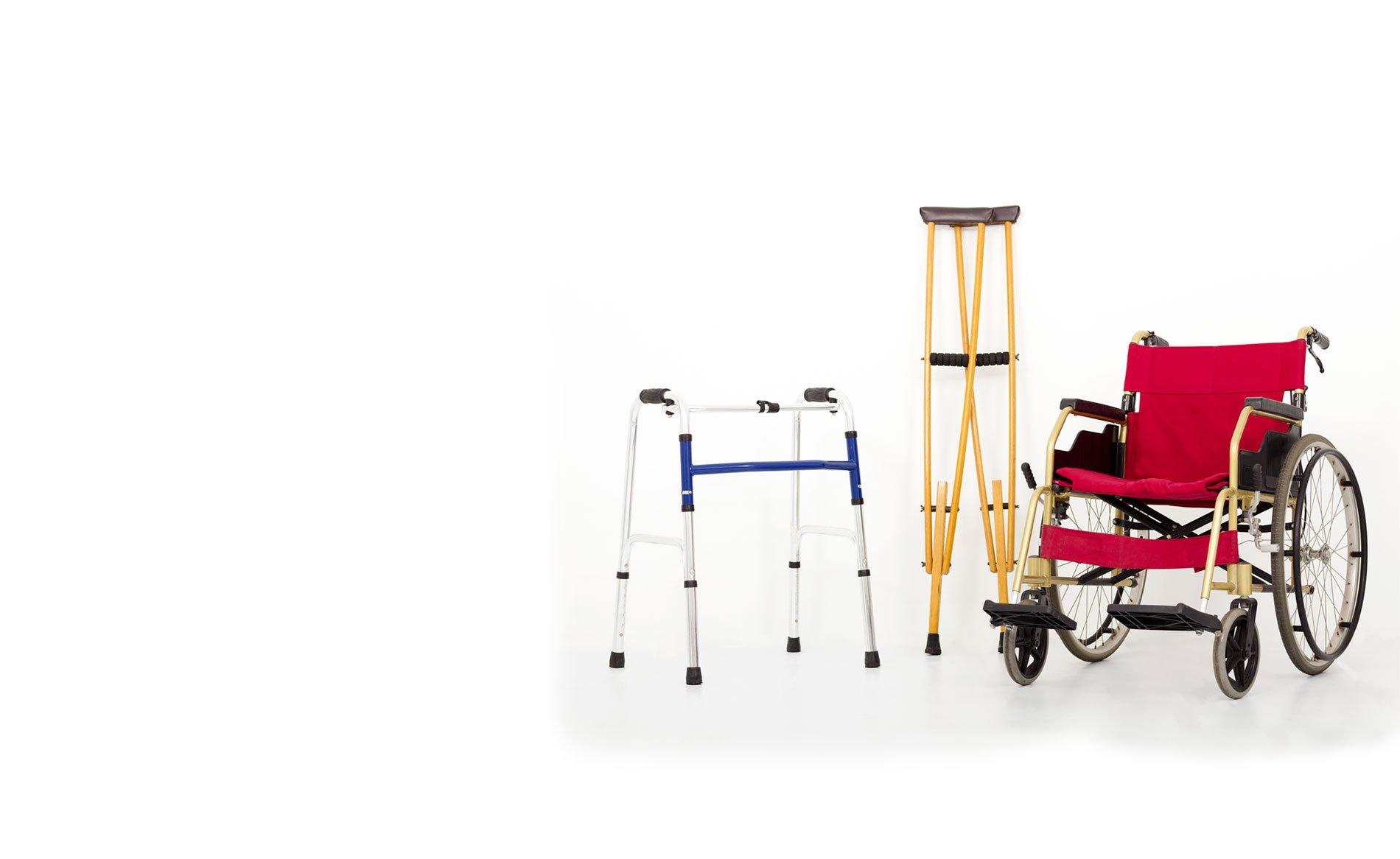 Ortopedia Marchetti a Sarnico Bergamo effettua servizio di noleggio di apparecchiature e ausili ortopedici ed elettromedicali con trasporto e montaggio incluso
