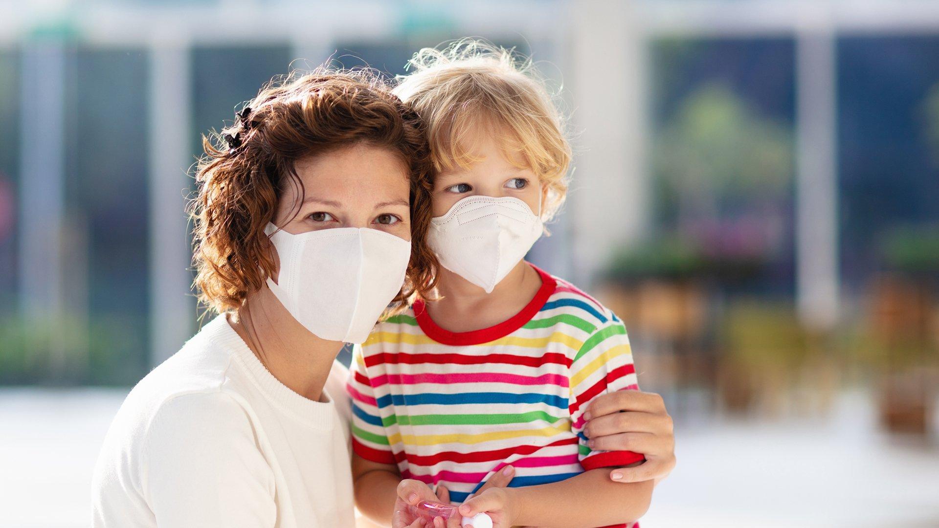 Mascherine FFP2 gel detergente e ausili di protezione covid Ortopedia Marchetti a Sarnico Bergamo effettua servizio consegna a domicilio